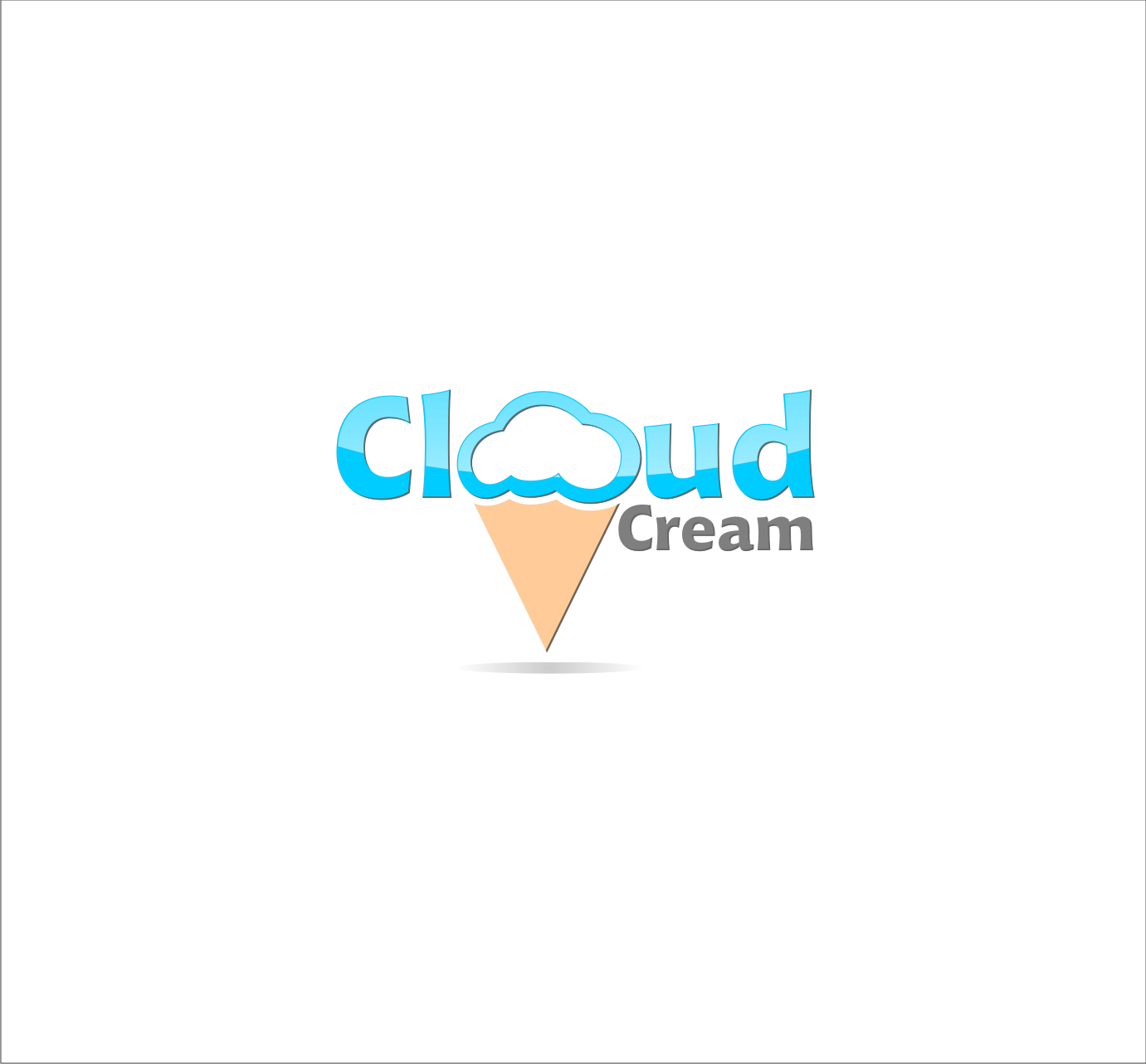 Cloud Cream needs a new logo