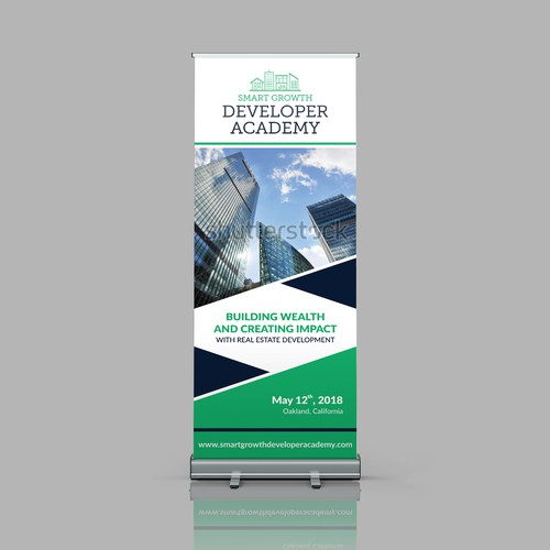 Developer Academy Roll Up Banner