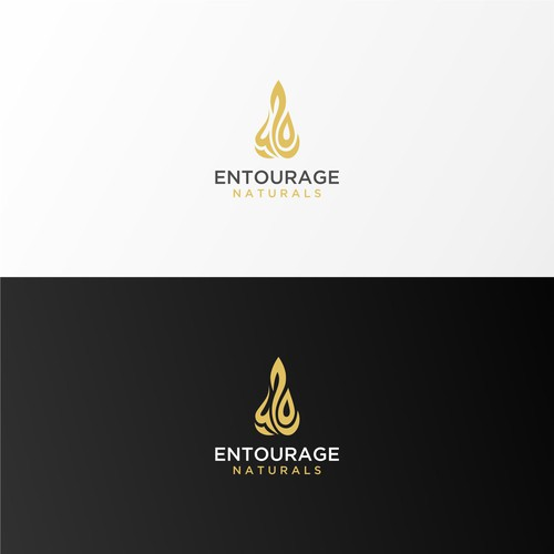 Logo for Entourage Naturals