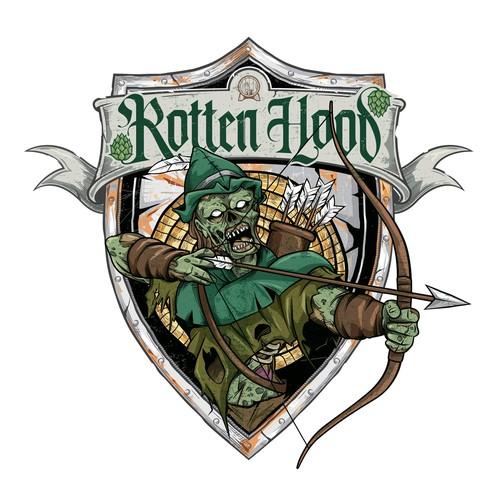 rotten hood