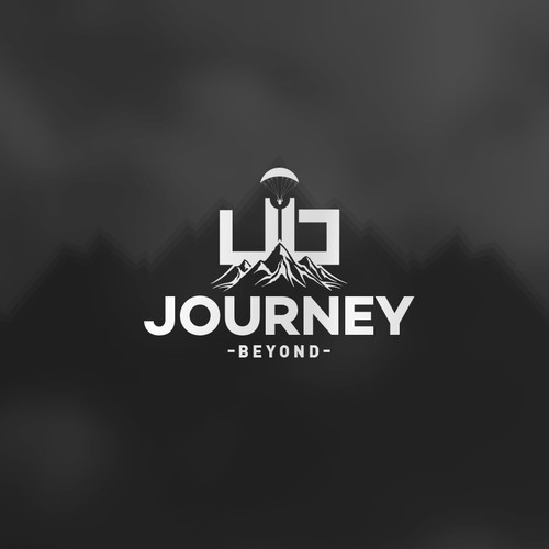 Journey Beyond Or JB logo design