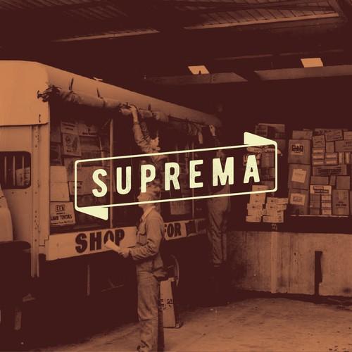 logo for suprema