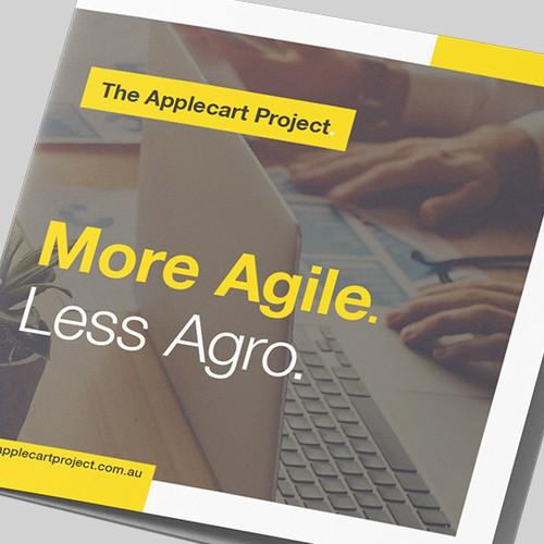 Agile 4-Fold Brochure