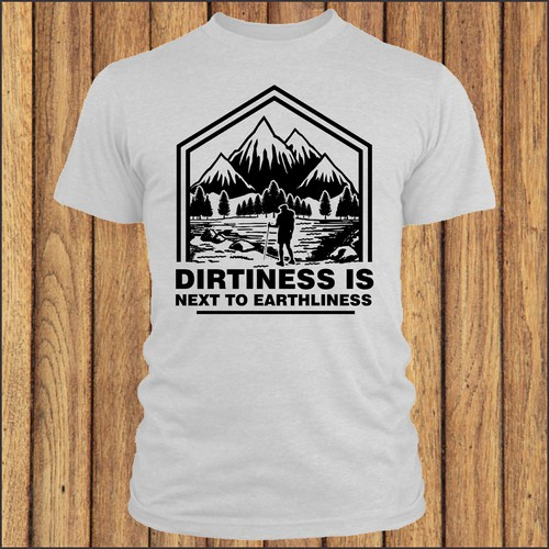 Design a T-Shirt for Hikers and Backpackers!