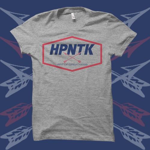 Urban T-Shirt design for Hypnotik Brand