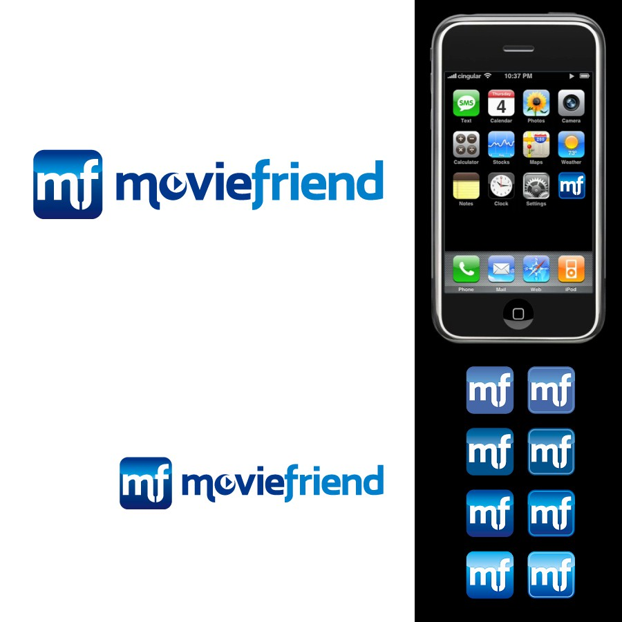 Help MovieFriend for Facebook with a new logo