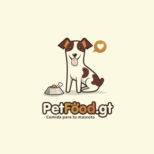 Awesome Mascot/Logo and Brand Image Design for a Pet Food Online Store