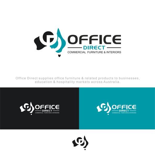 Furniture Supplier Company Logo Design