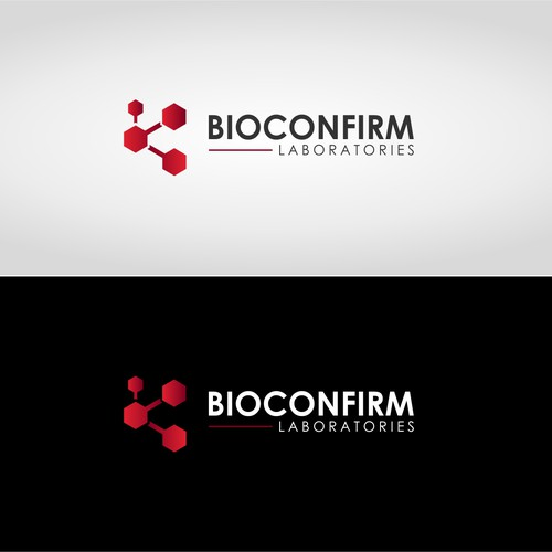 Logo design for bio confirm