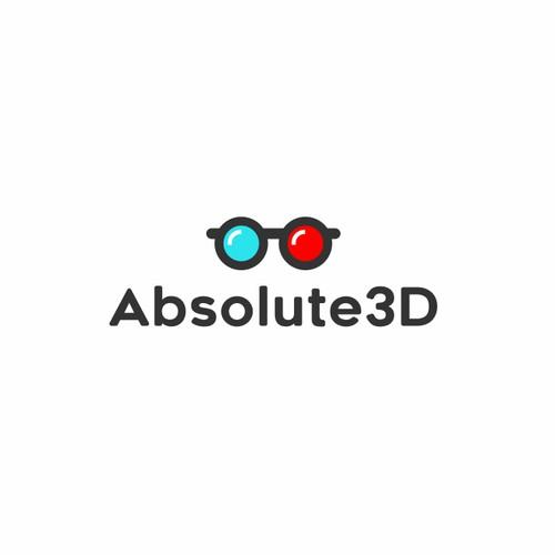 Absolute 3D logo