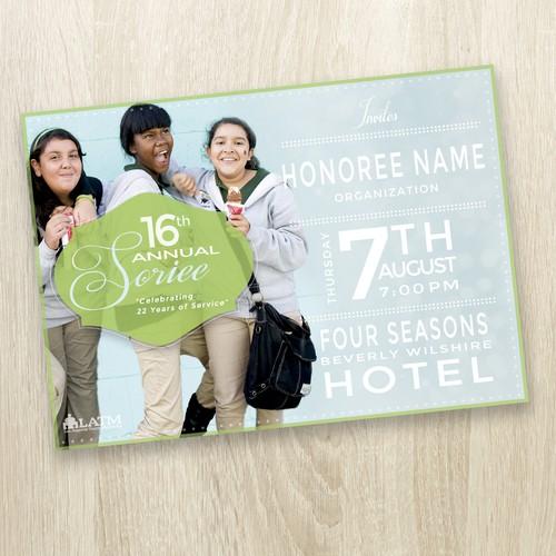 2014 LATM Soiree Invitation