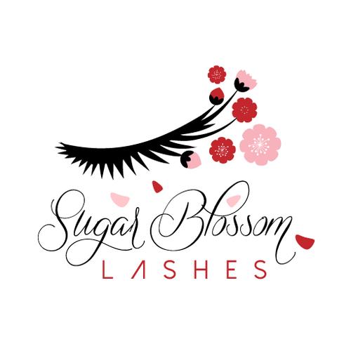 Lashes and Beauty Salon Logo