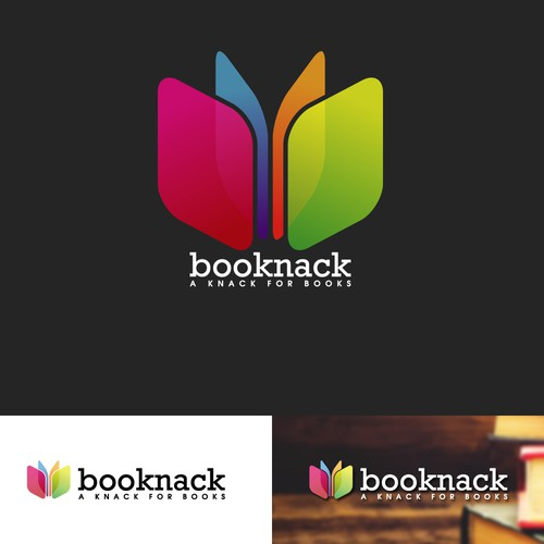 Booknack Logo Entry