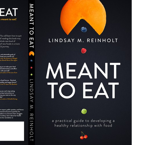 Meant To Eat Book Cover