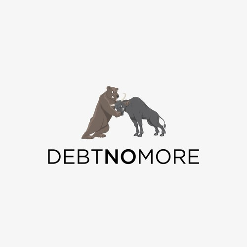 Logo for DEBTnoMORE