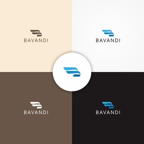 logo design for bavandi