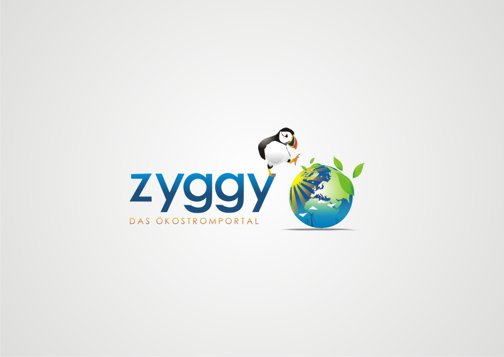 """Green, innovative """"zyggy"""" needs a killer logo. Guaranteed to be a challenge!"""