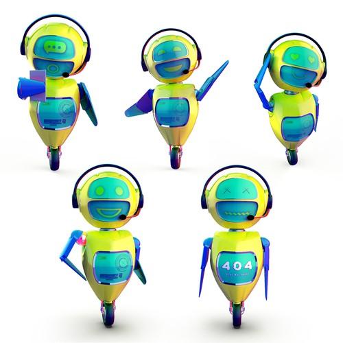 ChatBot character
