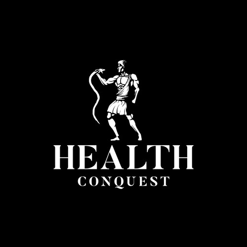 Health and fitness products and information logo