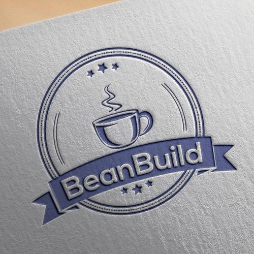 """""""BeanBuild"""" Logo Design"""