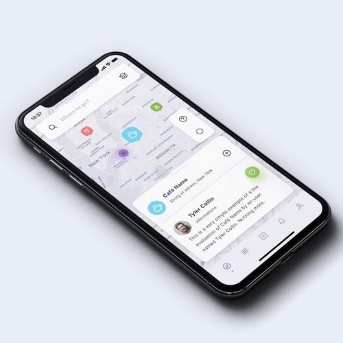 App Design for PaperApp
