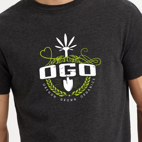 OGO - Oregon Grown Organics Logo