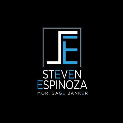 Logo concept for a mortgage banker
