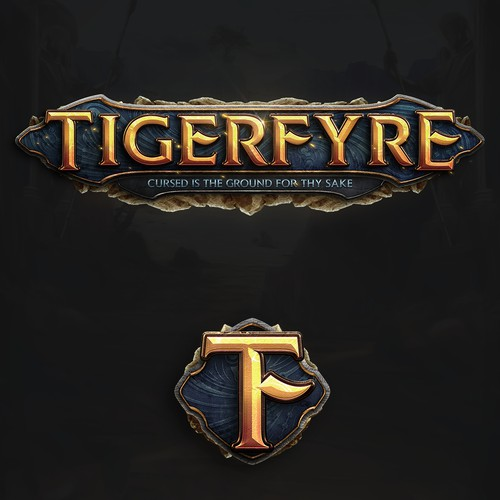 TigerFyre MMORPG Game Logo