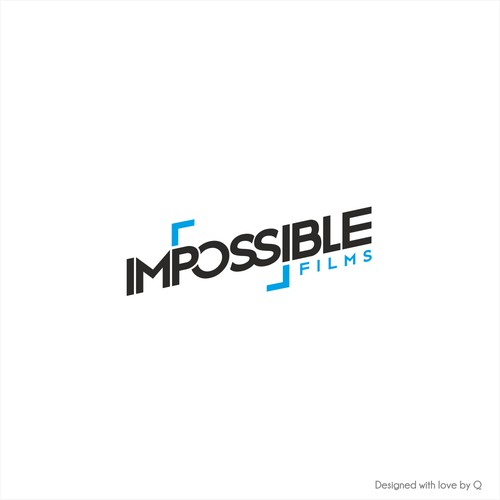 Powerful Logo for Impossible Films
