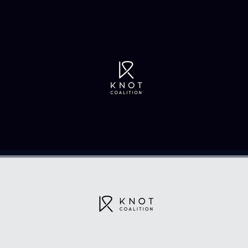 A logo for online store selling high end neckties and accessories to modern businessmen