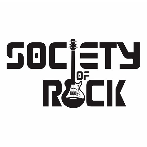 "winner logo of ""society of rock"""