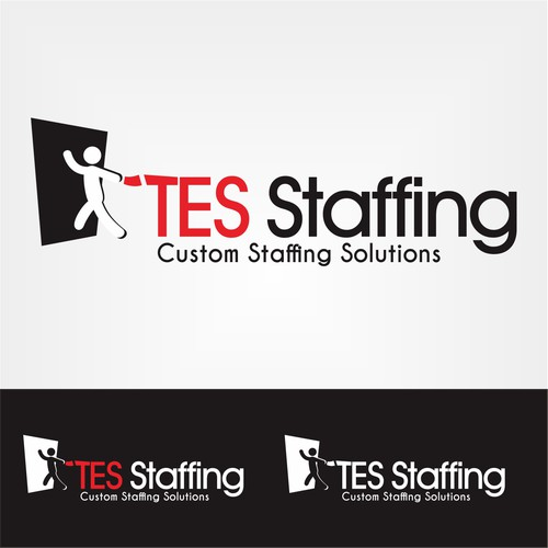Design Logo For  Staff Agency