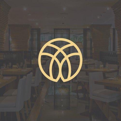 Brand identity for a restaurant group