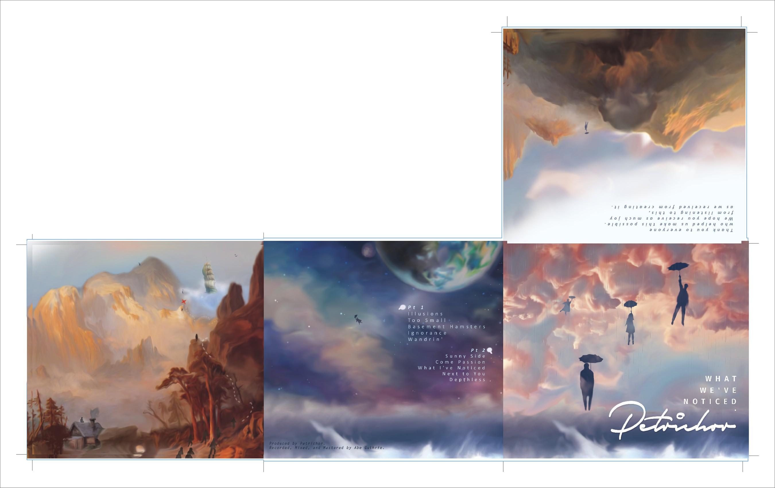 Help create the album artwork for Petrichor's debut album!