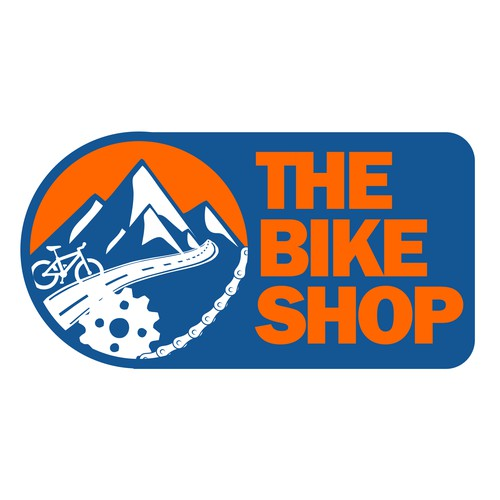 The Bikeshop Logo