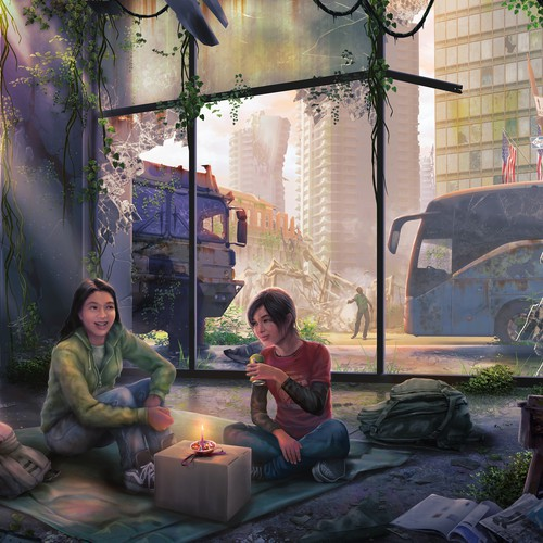 Fanart of The Last Of Us #1