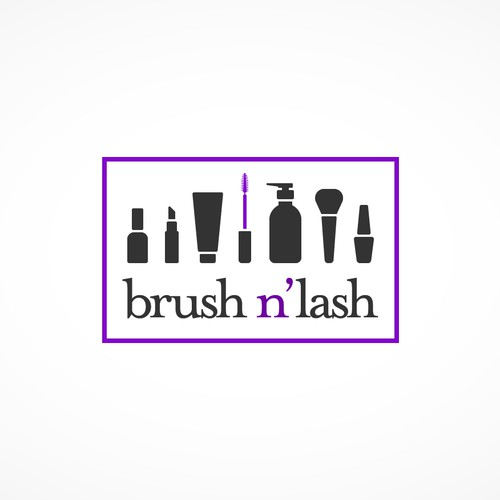 Brush n' Lash cosmetic store