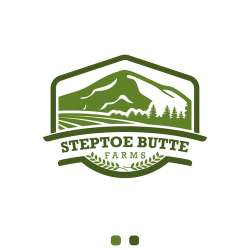 Agriculture Logo for Steptoe Butte Farms