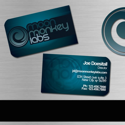 Business Card / Logo Design for Mobile Application Company