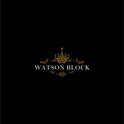 logo design for Watson Block
