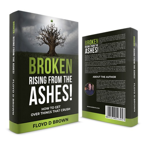 Broken Rising from the Ashes