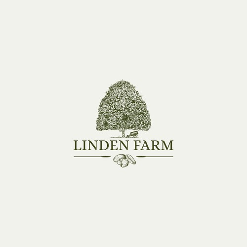Logo for farm