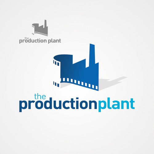 Exciting, fun, new logo for our Post Production Company