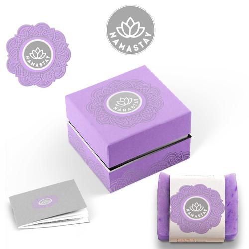 Namastay soap