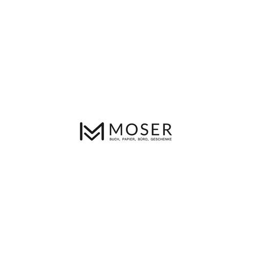 "Logo concept for ""moser"""