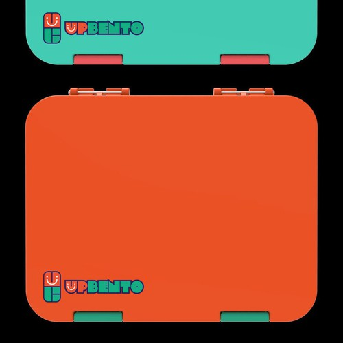 Logo concept for UpBento