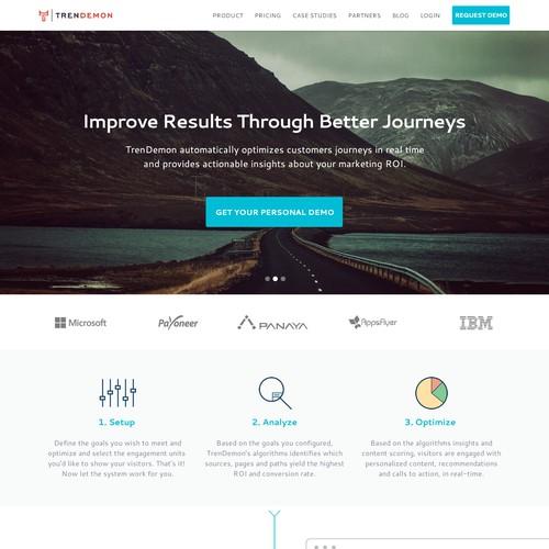 Trendemon website