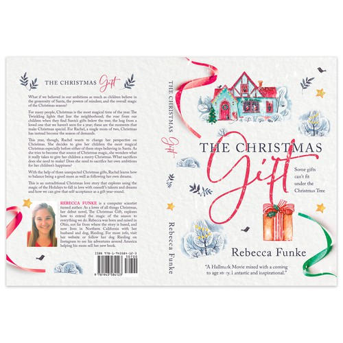 Book cover for: The Christmas Gift