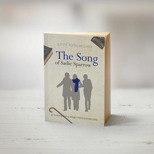 Book Cover: The Song Of Sadie Sparrow