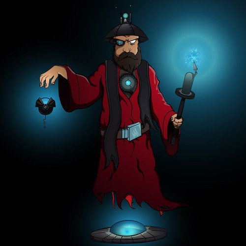 Hi-tech Wizard